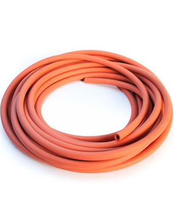 red rubber tubing supplier